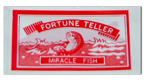 Fortune Telling Fish Teaching Kit
