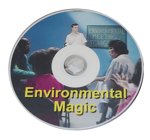Environmental Magic Performance DVD