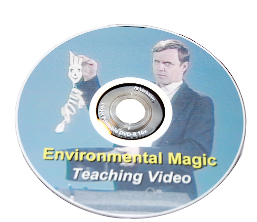 Photo of teaching DVD