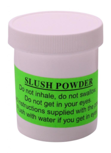 Slush Powder Magic Trick
